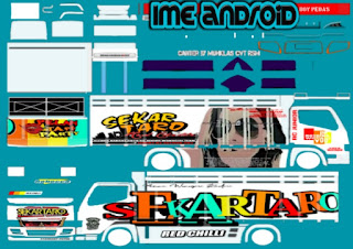 Livery truk bussid
