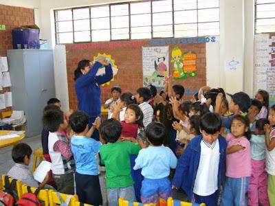 Ingreso de niños a la escuela primaria