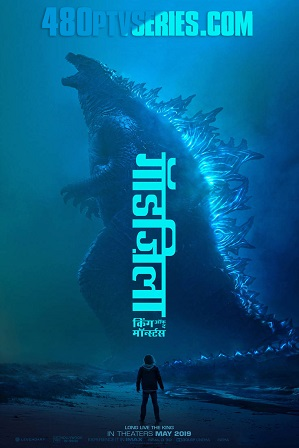Download Godzilla: King of the Monsters (2019) Hindi HD-CAM Dual
