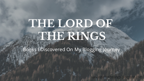 The Lord of the Rings // Books Discovered On My Blogging Journey