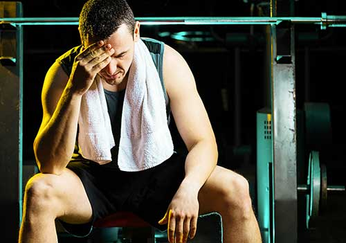 Weightlifting Headaches