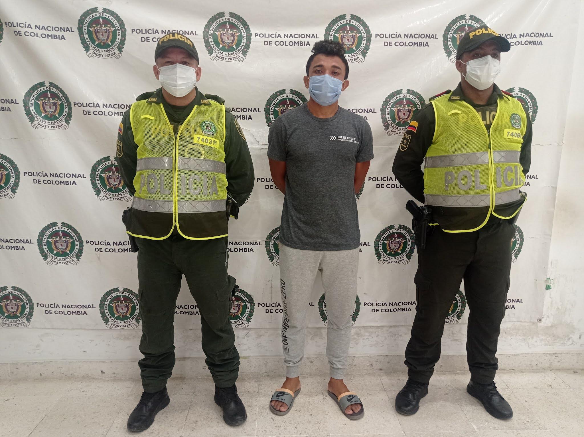 https://www.notasrosas.com/En Riohacha: Policía Guajira captura a un ciudadano, por Hurto Calificado