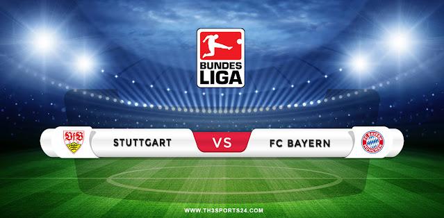 Stuttgart vs Bayern Munich Prediction & Match Preview