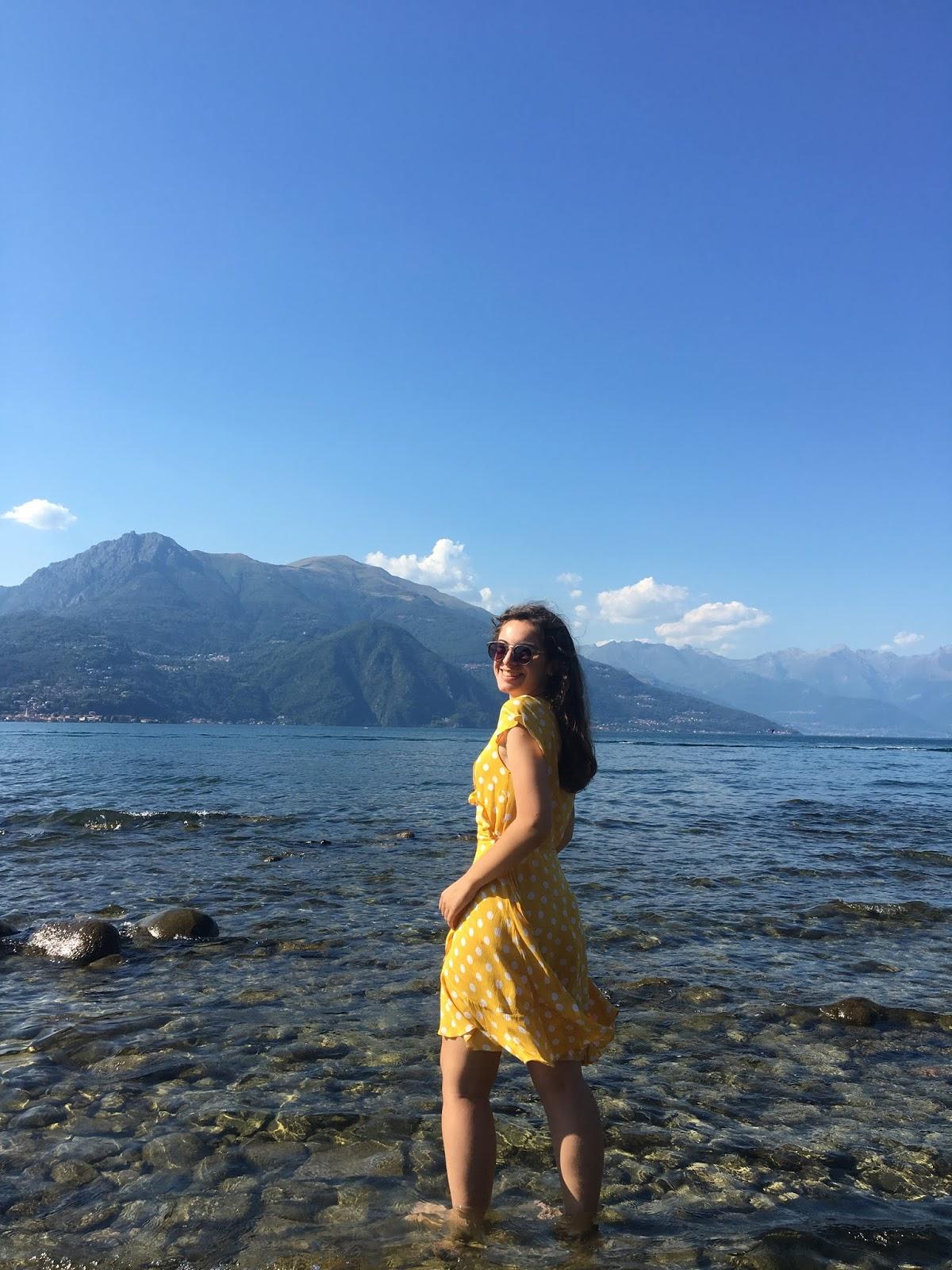 A Day at Lake Como