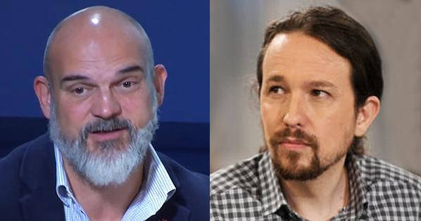El diputado Víctor Sánchez (Vox) se lleva un Zasca tras criticar a Pablo Iglesias