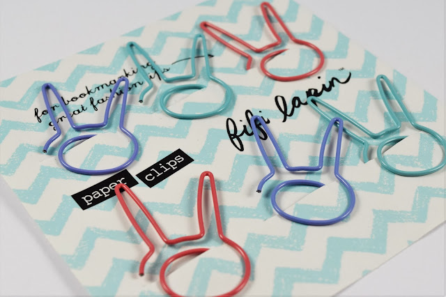 Fifi Lapin Paperclips