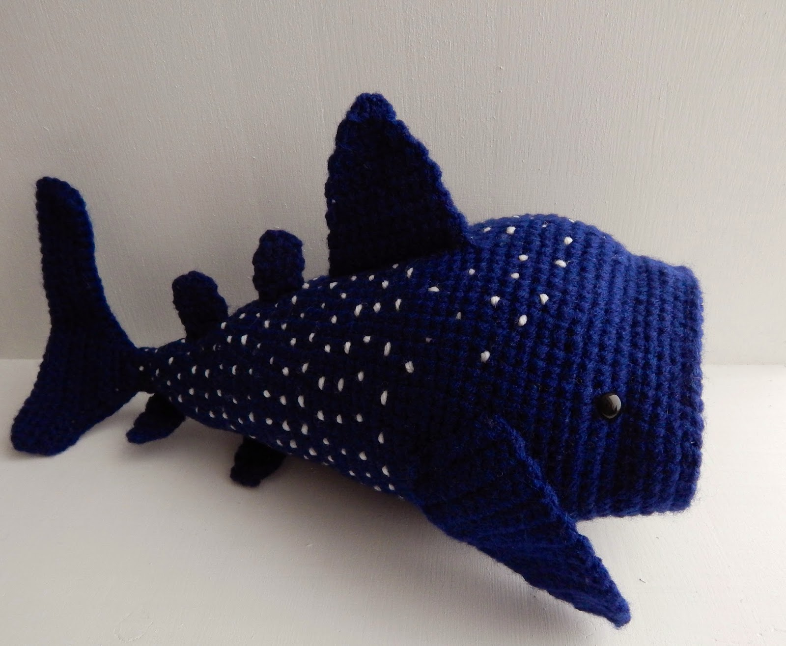 Mini amigurumi whale PDF crochet pattern (With images) | Crochet ... | 1316x1600