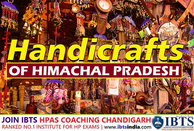Handicrafts of Himachal Pradesh