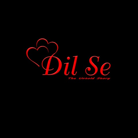 Dil Se Text PNG Free Stock For Snapseed Editing [ Download ]