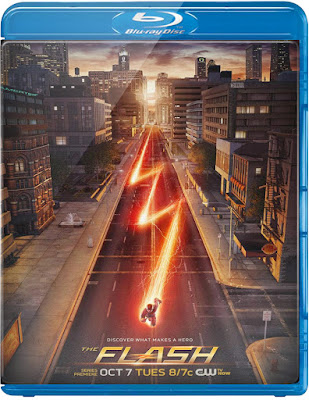 Download The Flash 1°Temporada BluRay- AVI- MP4 Dual Áudio