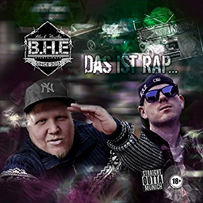 Absturzz & Raz - Das Ist Rap - Album Download, Itunes Cover, Official Cover, Album CD Cover Art, Tracklist