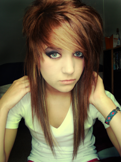 Fashion Hairstyles: Emo Haircuts For Girls With Long ...