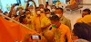 Akhirnya Afrizal Sintong Terima Mandat Ketua DPD II Golkar Rohil