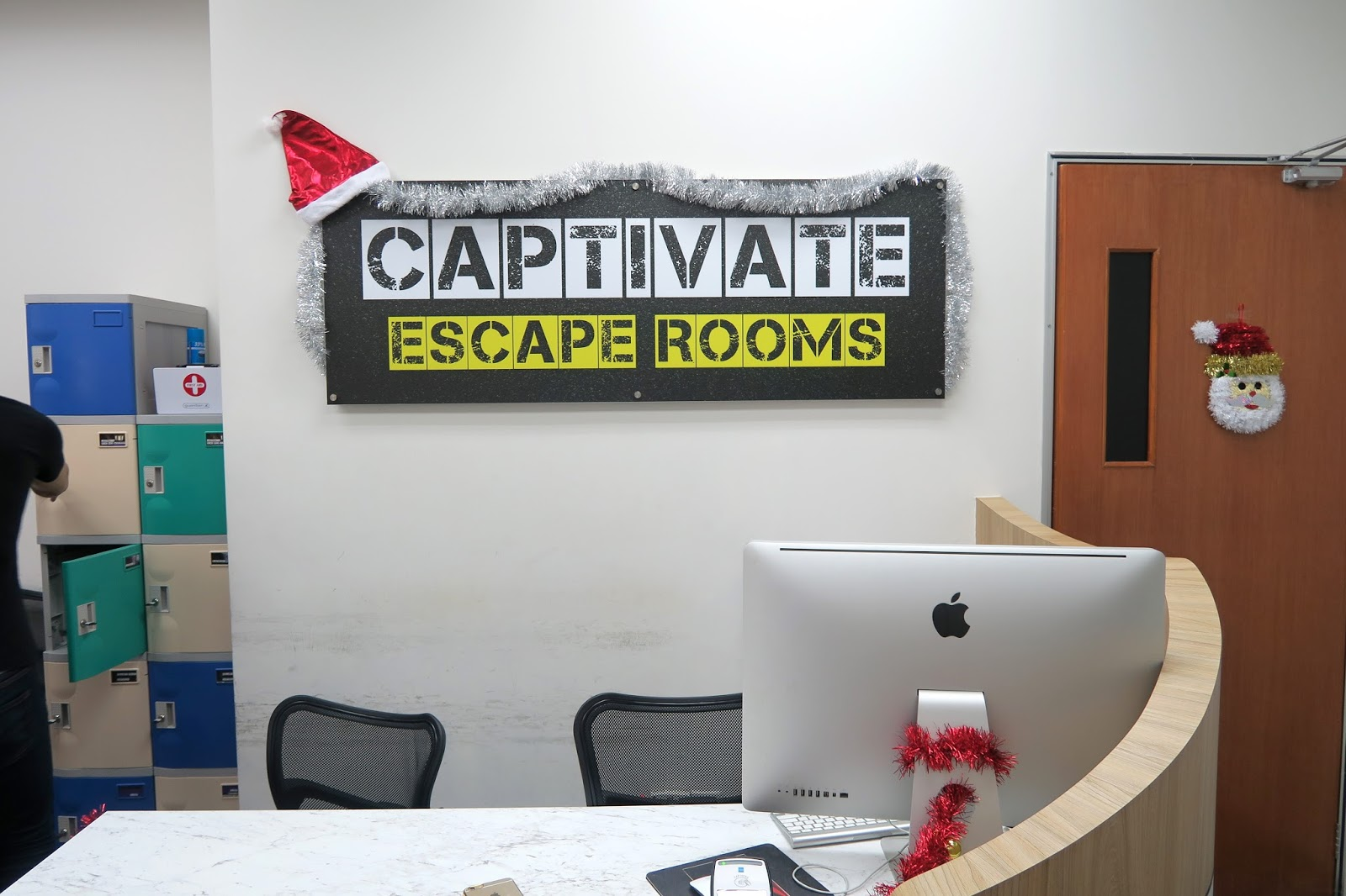 Captivate escape room highest rated in asia kaiting hearts for Small room escape 12