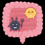 腸内細菌のキャラクター