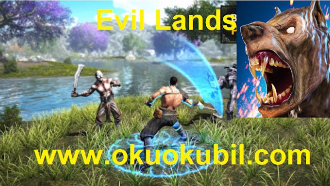 Evil Lands Gerçek Savaş Online Action RPG v1.3.6 Mod Apk + OBB İndir 2020