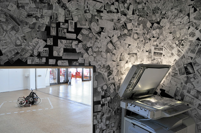 Tomoko Takahas - Contemporary art - Installation Art