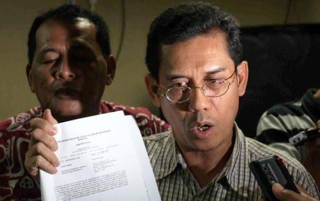 Marwan Batubara: Ahok Lebih Pantas Ditahan ketimbang Diberi Jabatan