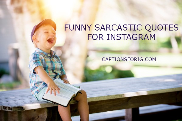 Funny-Sarcastic-Captions