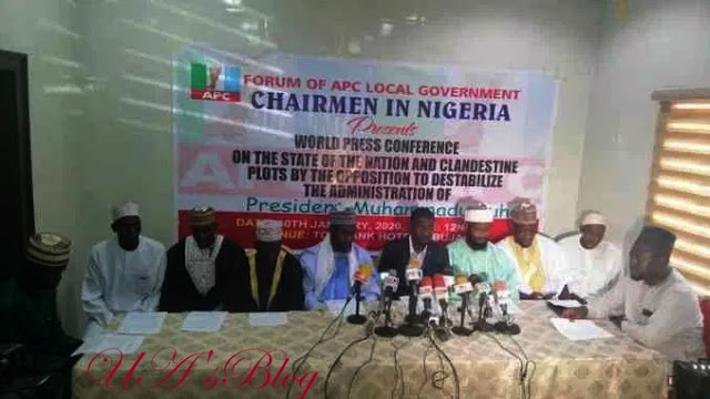 APC uncovers plot by PDP, powerful politicians to overthrow Buhari presidency through escalation of killings