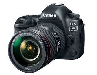 Canon EOS 5D Mark IV : Links to Professional Previews / Reviews