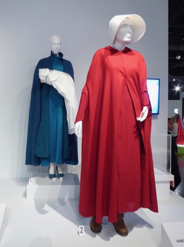 Handmaids Tale TV costumes
