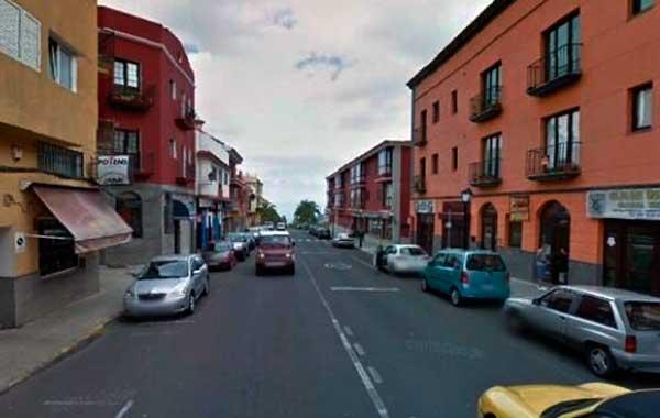 Dos heridos graves por arma blanca en San Mateo, Gran Canaria
