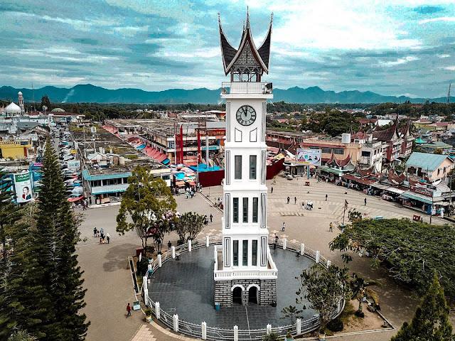 Objek Wisata Bukittinggi Ditutup Saat Tahun Baru