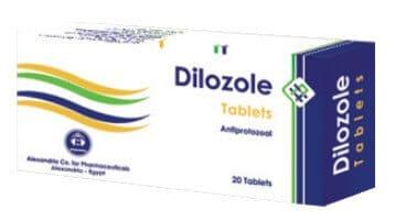سعر ودواعى إستعمال دواء ديلوزول Dilozole للأسهال