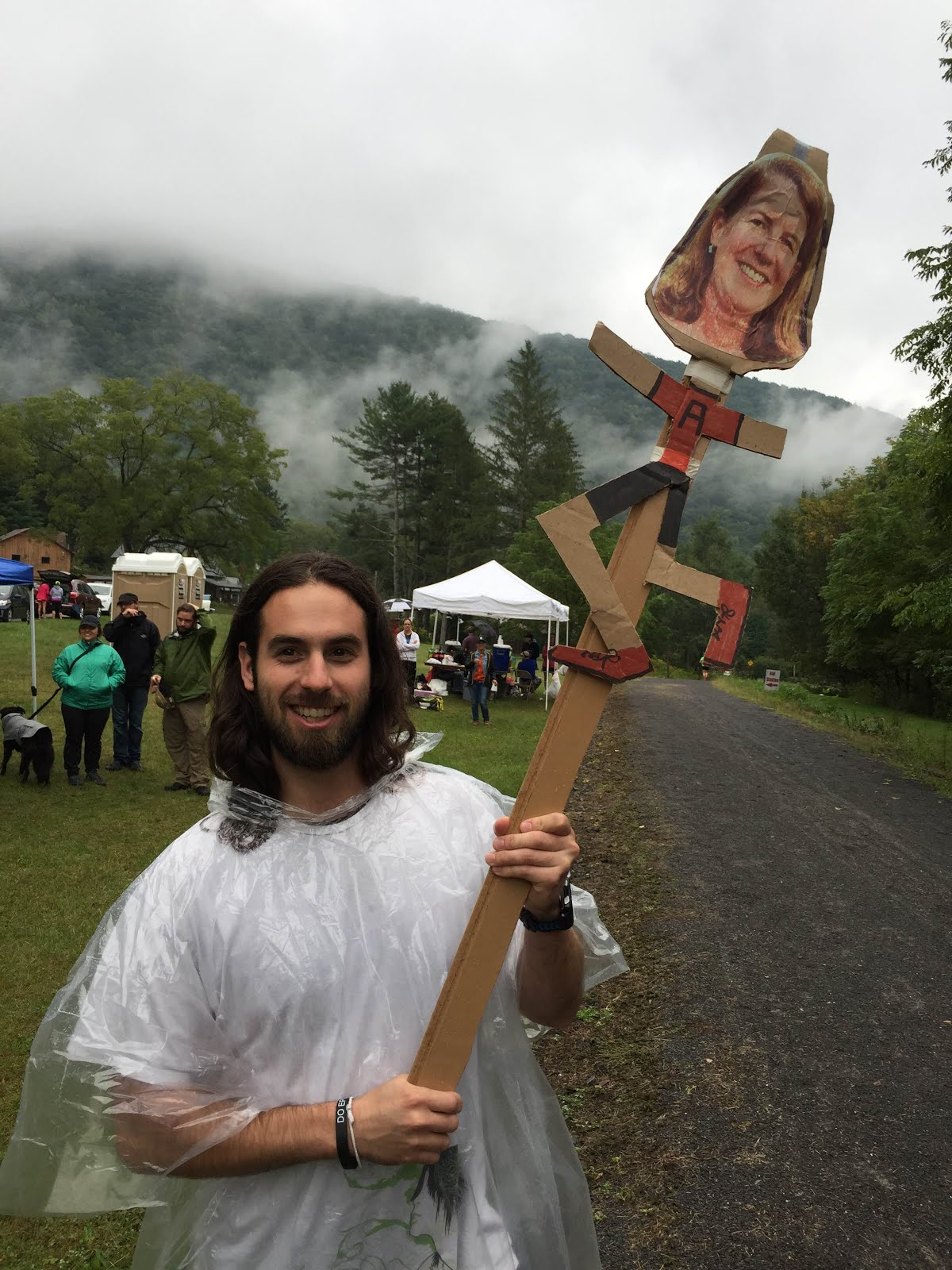 Amy on a Stick!