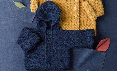 5c06ea0066e Κουβαράκι: Όμορφα πλεκτά για τον χειμώνα για υπέροχα μωρά