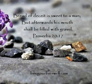 Proverbs 20:17