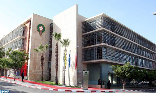 دورية مشتركة بين وزارة الصحة والجامعة الملكية المغربية لكرة القدم تهم تنظيم مباريات البطولة الوطنية بجميع أقسامها وفئاتها
