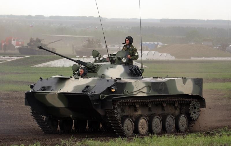 A BMD-3.