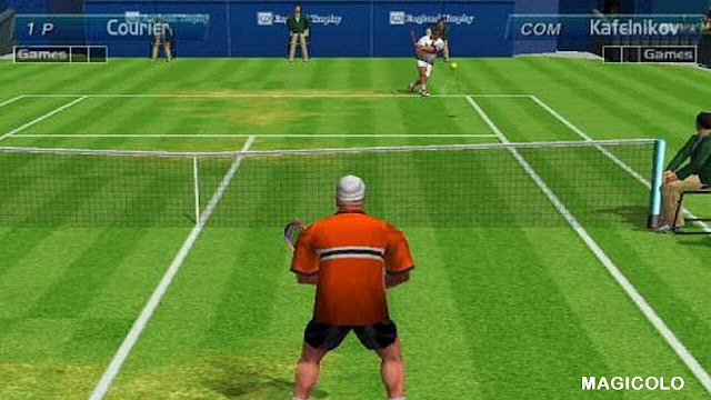تحميل لعبة التنس Virtua Tennis كاملة بدون تسطيب