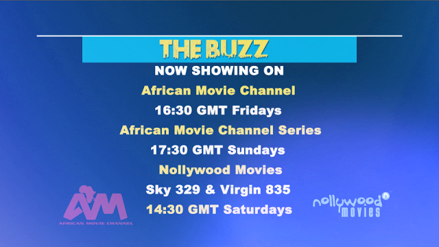 The Buzz TV Show
