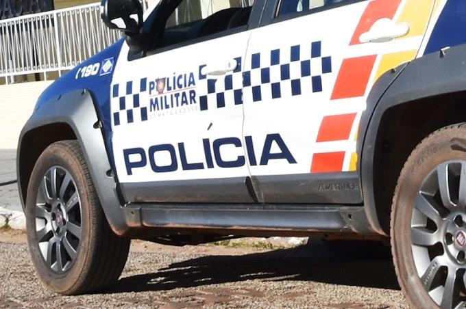 Homem é preso pela PM após invadir residência, agredir criança e ex-companheira