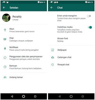 Cara Mengubah Background Chat WhatsApp Dengan Mudah