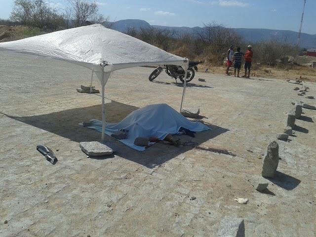 Aposentado morre vítima de acidente de trânsito em Tabuleiro Grande