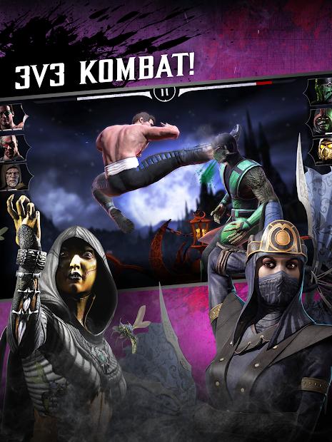 MORTAL KOMBAT: The Ultimate Fighting Game! Hileli Apk