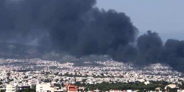 ΓΙΑΤΙ ΤΑ ΞΕΦΟΡΤΩΝΟΝΤΑΙ! ΤΟ ΚΟΛΠΟ με τις ...«τυχαίες» φωτιές σε εργοστάσια ανακύκλωσης