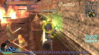 Game Dynasty Warrior yang di kemas dengan sedikit berbeda Game:  Dynasty Warrior Strikeforce, seri Dynasty warrior dengan mode form yang keren