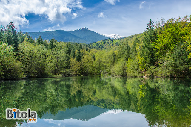 Rotino Lake, Baba Mountain, Bitola Municipality