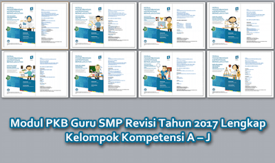 Modul PKB Guru SMP 2017