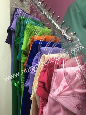 Hanger Jilbab Bulat Kristal