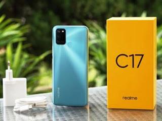 Harga Realme 7 Pro dan Realme C17 Beserta Spesifikasinya