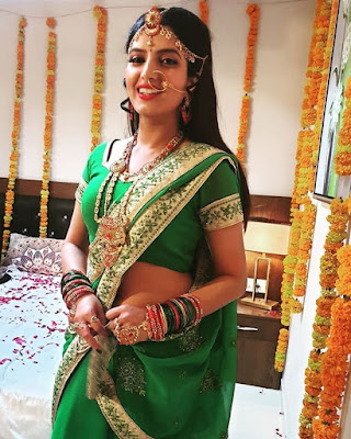 sonlika Prasad Actress