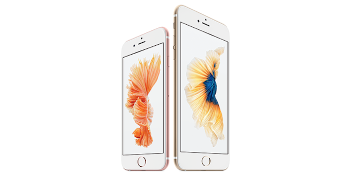 Apple iPhone 6s and Apple iPhone 6s Plus announced