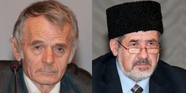 Мустафа Джемилев, Рефат Чубаров