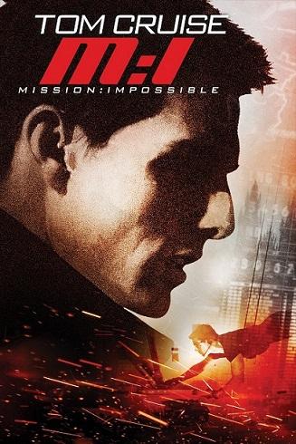 دانلود رایگان فیلم دوبله فارسی ماموریت غیر ممکن 1 (1996) Mission Impossible با لینک مستقیم